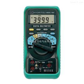 MODEL1009/1009A共立MODEL1009/1009A数字式万用表