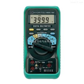 KEW 1011/1012共立KEW 1011/1012 数字式万用表