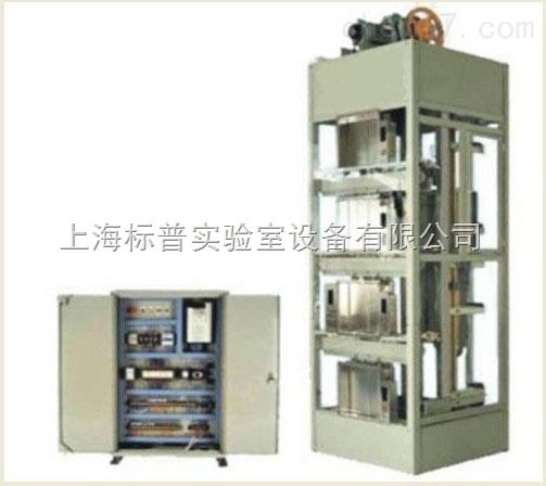 四层实物电梯实训考核设备|透明仿真电梯教学模型