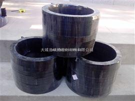 福州氟橡胶法兰垫片耐酸碱氟橡胶垫片厂家