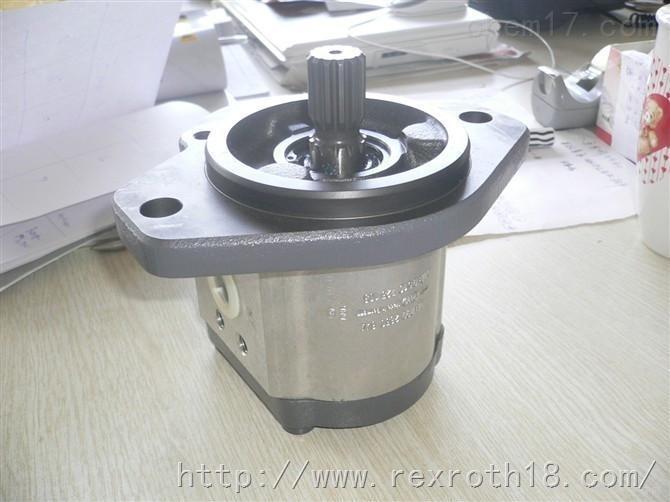 德国Rexroth力士乐DBDS齿轮泵原装正品