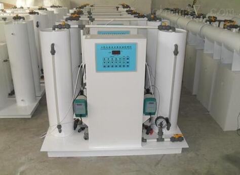 全自动二氧化氯发生器电解法