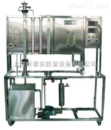 SO2吸收实验设备|气体吸收净化治理实验设备
