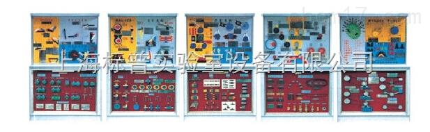 电脑控制、声控同步、CD解说陈列柜|机械陈列柜机械制图教学模型