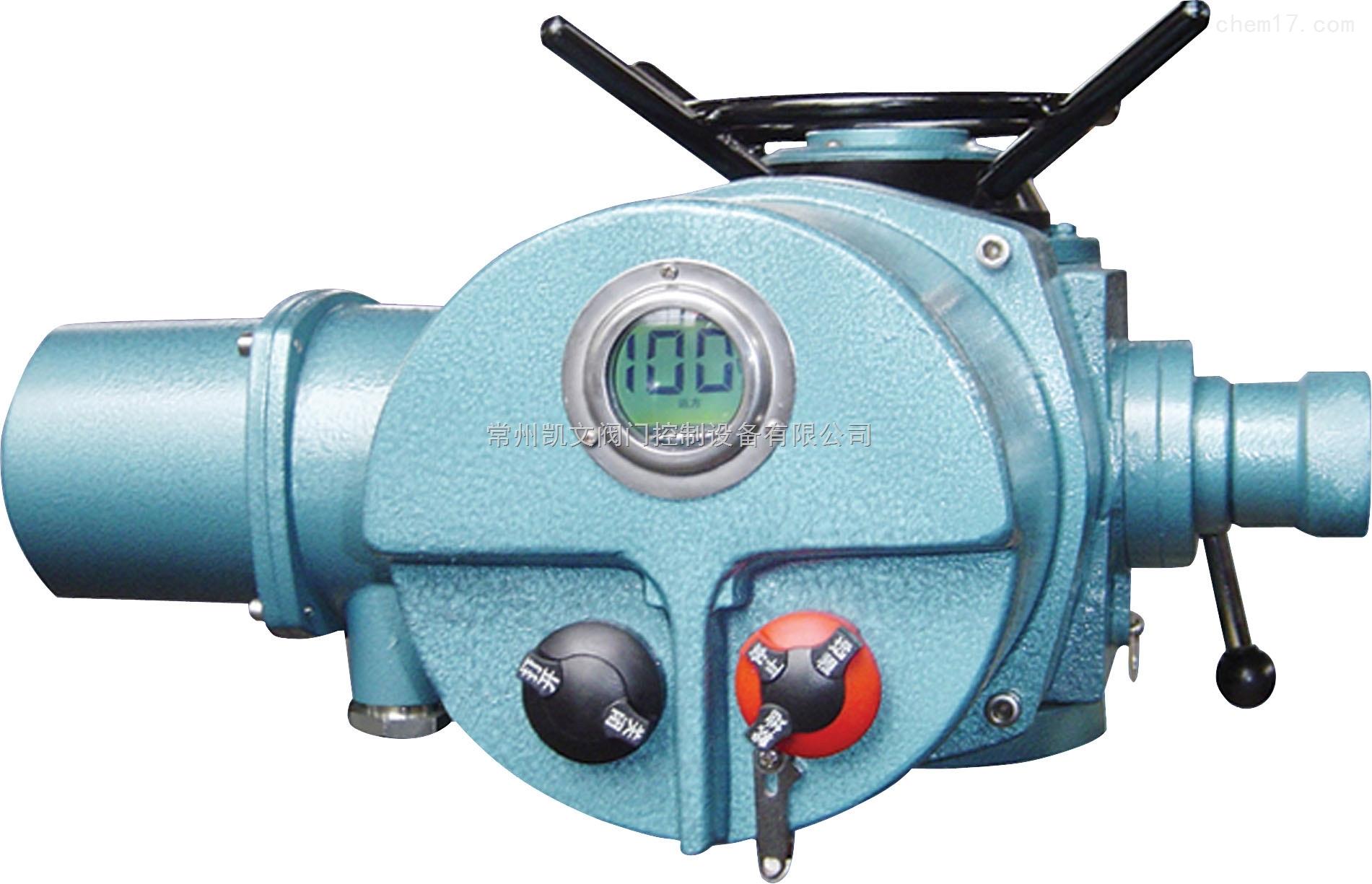 dzw5~500 dzw型多回转阀门电动装置