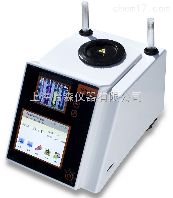 JH80视频熔点仪(全自动半自动兼容科研质检级)