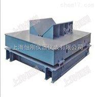 10T钢材缓冲地磅 钢材称重三层地磅
