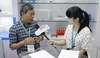 """CHEM17专访月旭科技:""""一横一纵""""色谱类产品一站式供应"""
