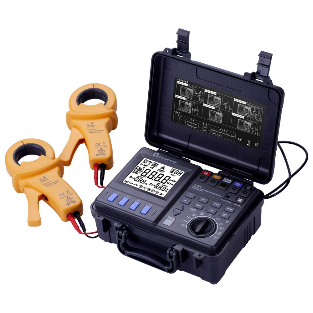 ...能双钳口接地电阻测试仪YH302 深圳市九九仪器仪表有限公司