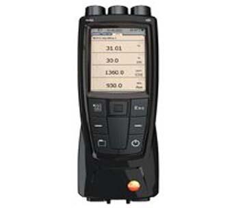 德国TESTO  testo 480 多功能检测仪 空调系统及室内环境检测 温度、湿度、风速、光照度、热辐射、紊流度和二氧化碳