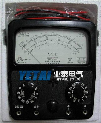 万用电表-mf500_mf500