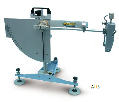Matest A113摆式摩擦系数测定仪