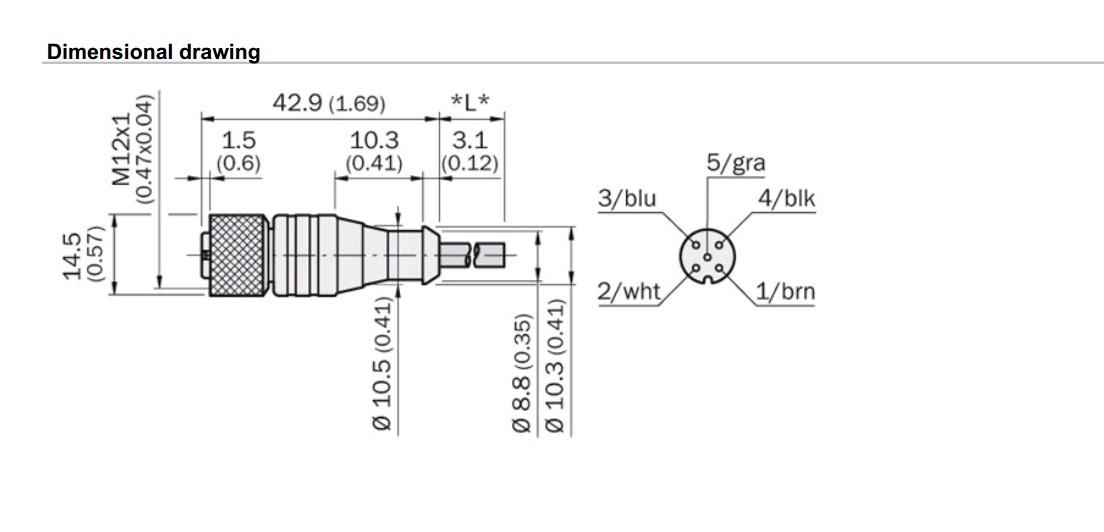 DOL-1205-G05M 插头 6009868 施克 SICK: 光电开关 WTA24-P5201S05 光电开关 VL18-3N3112 光电开关 NT6-04012 光电开关 WL2S-F111 检测器 KT6W-P5116 光电开关 WT12-2P150 光电开关 WT45-R260 DOL-1205-G05M 插头 6009868 施克 SICK: 反射板 PL20A 光电开关 WL150-P430 光电开关 WLL12-B5181 光电开关 WLL160-F420 光电开关 WT160-F41