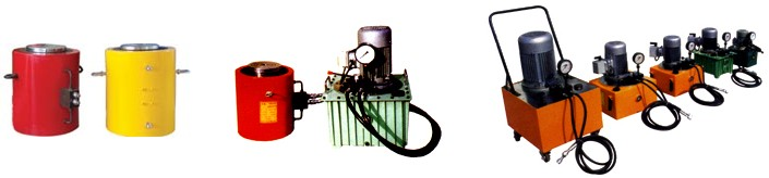 dyg 特价供应dyg电动液压千斤顶图片
