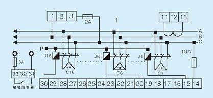 hcx系列无功功率自动补偿器(谐波保护型)