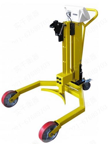 手动提升油桶装卸车电子秤