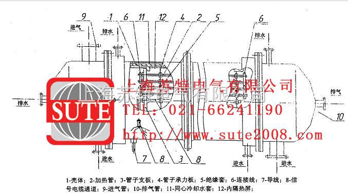 tn5415调频音柱电路图