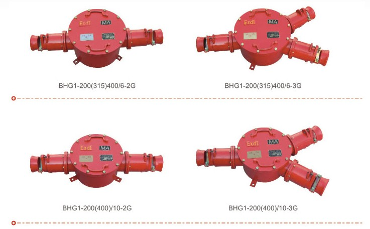 bhg1-315/6-2g高压电缆接线盒