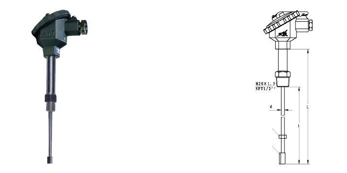 天康xmt系列智能型数字显示控制仪表  炉管刀刃热电偶  &nbsp