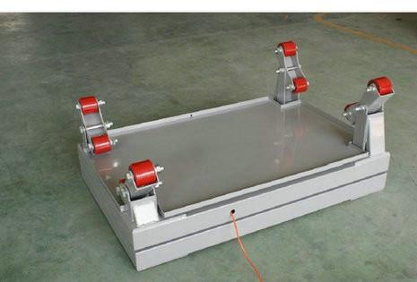 2000kg雙層電子鋼瓶秤