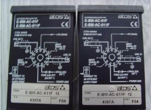 e-me-ac-01现货中atos比例放大器