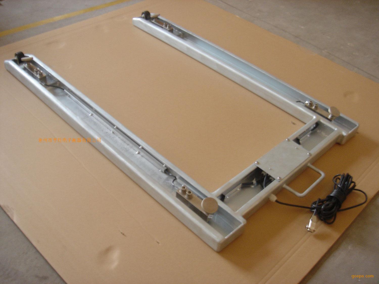 宝山2吨条形电子磅称//条形地磅秤价格