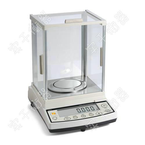 电子天平百分位0.01g