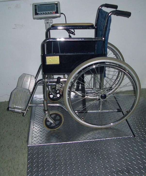 电子秤接线盒与显示器接法