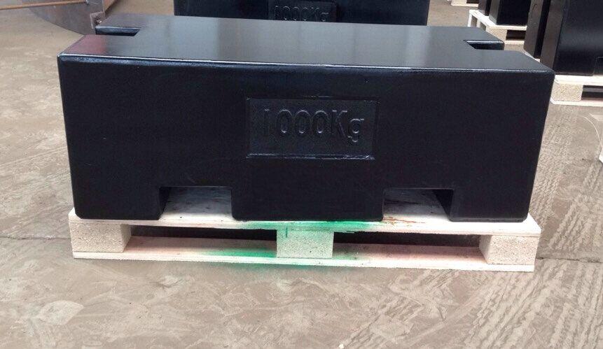 M1级标准铸铁砝码
