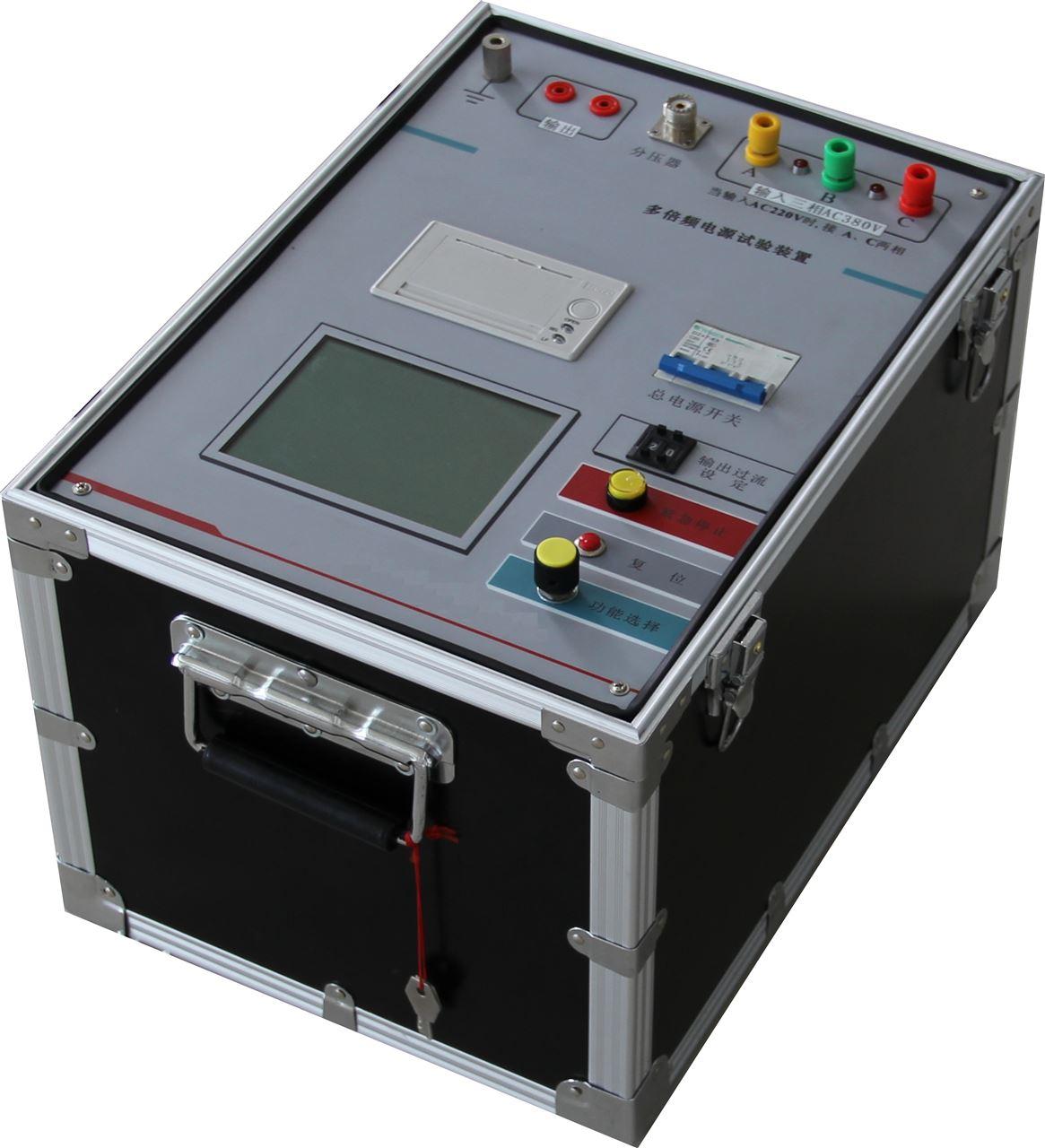 多倍频感应耐压测试仪