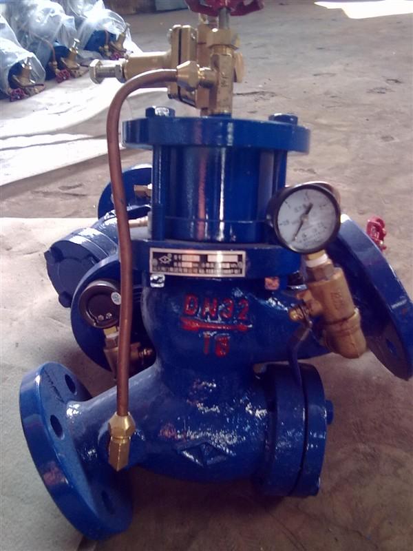 井下消防水减压阀图片