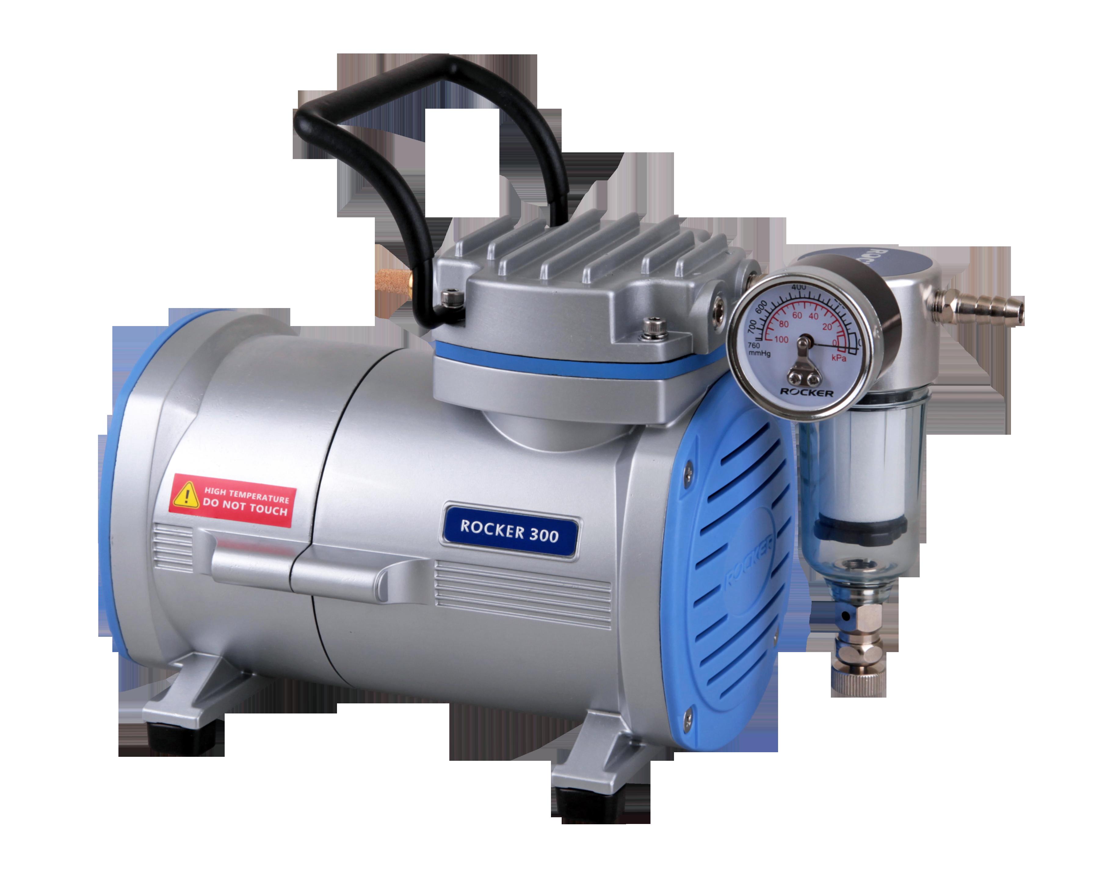 Rocker 300  实验室真空泵无油式真空泵