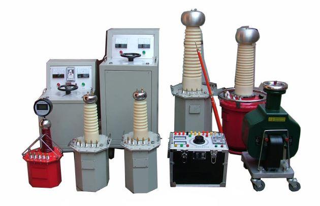 高压试验变压器维修检测指导