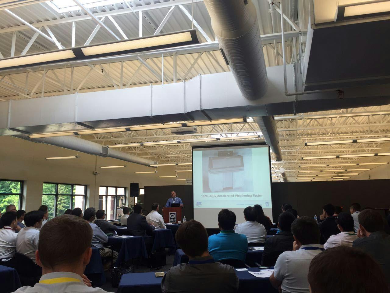q-lab公司总部会议