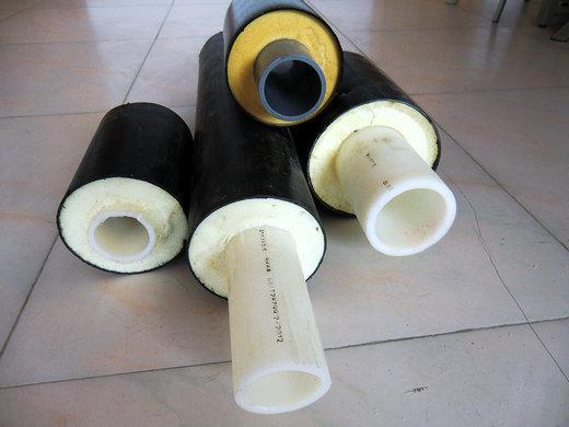 聚氨酯保温管,预制直埋保温管厂家