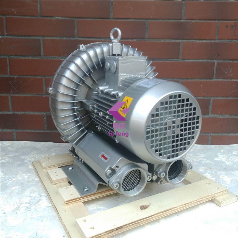 风机采用专用电机,结构紧凑,体积小,重量轻,噪音低,送出气源无水无油.