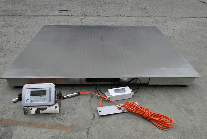 10吨防爆电子地磅秤