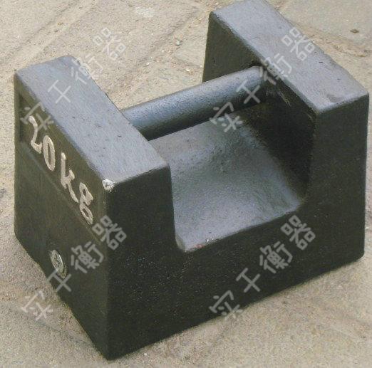 标准砝码铸铁
