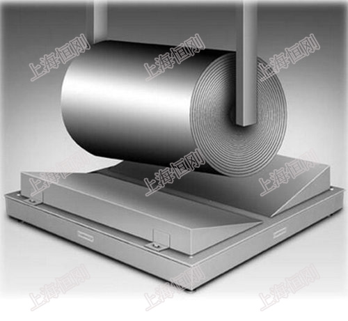 钢材缓冲电子秤