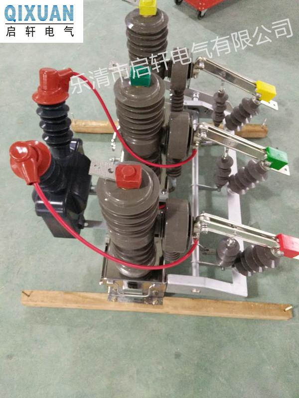 产品,分界断路器是集真空断路器,分界断路器,分段器四大开关于一体的