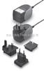 输入电压为:90-264VAC 6W至100W 系列桌面电源