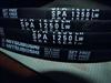 进口SPA3000LW防静电三角带,日本MBL三角带价格,风机皮带