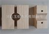 异形空调管道木托