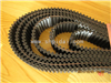 DT10-630双面齿同步带,钢丝双面齿同步带,进口T型齿同步带