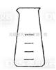 锥形烧杯 经济型  容量125~500(ml)