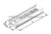 XQJ-LQJ-01AC型铝合金槽式桥架