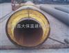 dn400聚氨酯发泡直埋保温管厂家,岩棉管道保温专家,钢套钢直埋保温管