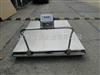SCS-3T可调高低电子地磅,宏力3吨不锈钢地磅秤