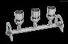 【洛科仪器】BioVac 331 3孔不锈钢真空多联过滤器